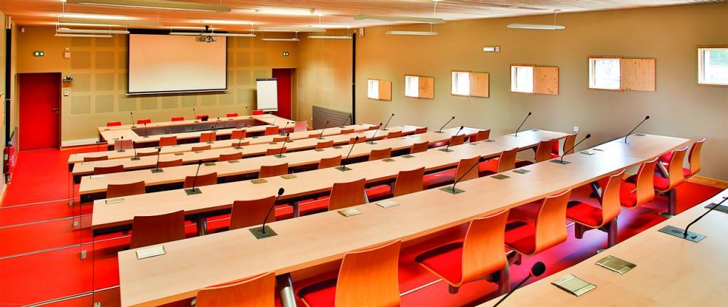 Salle de conférence (Capacité 60 personnes)